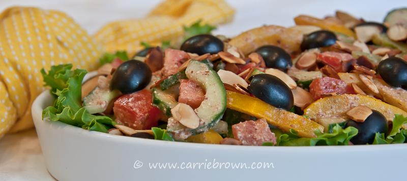 Gazpacho Salad