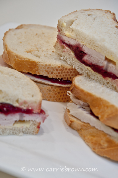 Turkey Sandwiches