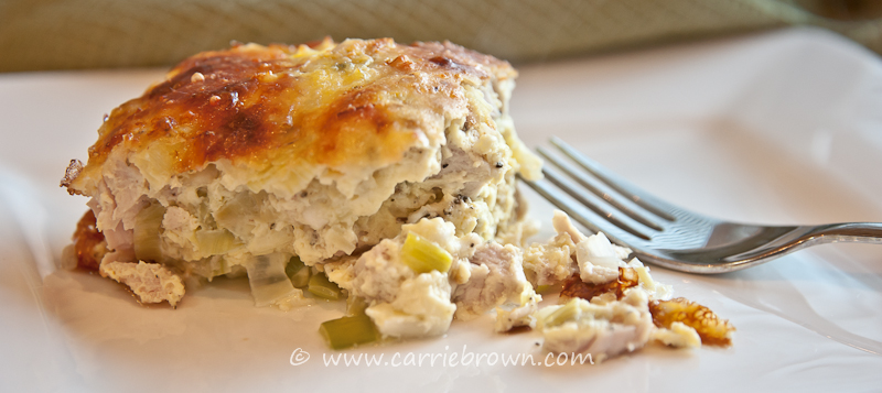 Roast Turkey Casserole