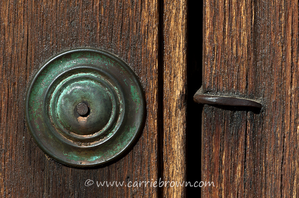 Carrie Brown | Door