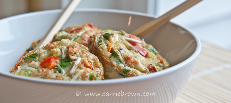 Egg Foo Yung | Carrie Brown